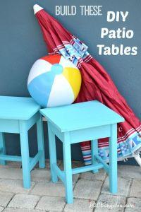 17 Best ideas about Patio Tables on Pinterest   Citronella ...