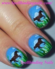 horse nails.' totally