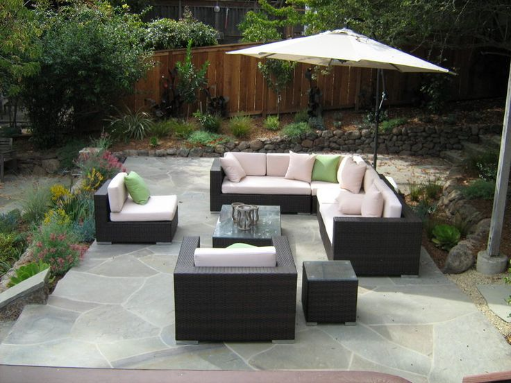 16 Best Images About Modern Patio Garden Ideas For Miniature On