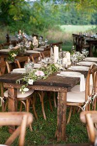 25+ best ideas about Farm Table Wedding on Pinterest ...