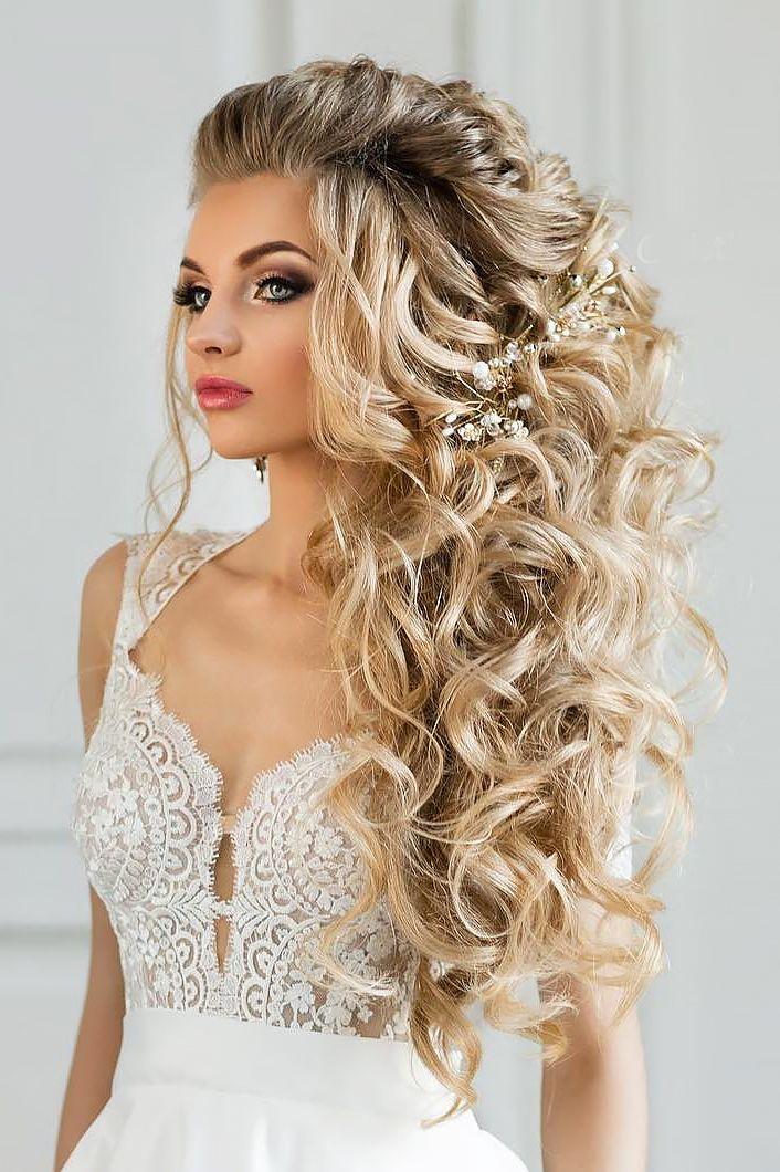 Best 25+ Unique wedding hairstyles ideas on Pinterest