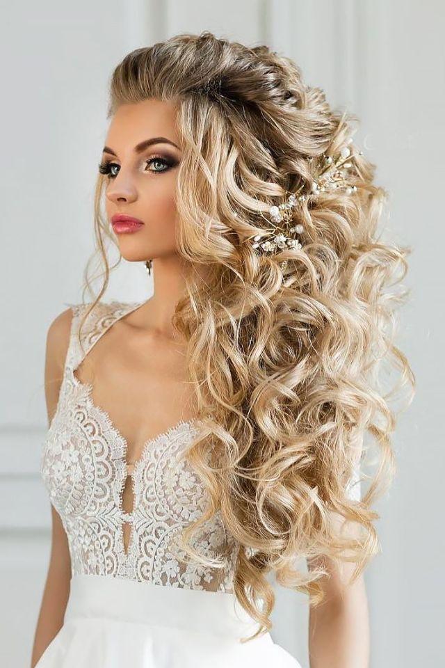 Best 25 Unique wedding  hairstyles  ideas on Pinterest