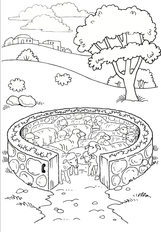 58 best images about Coloring: Bible: generic on Pinterest