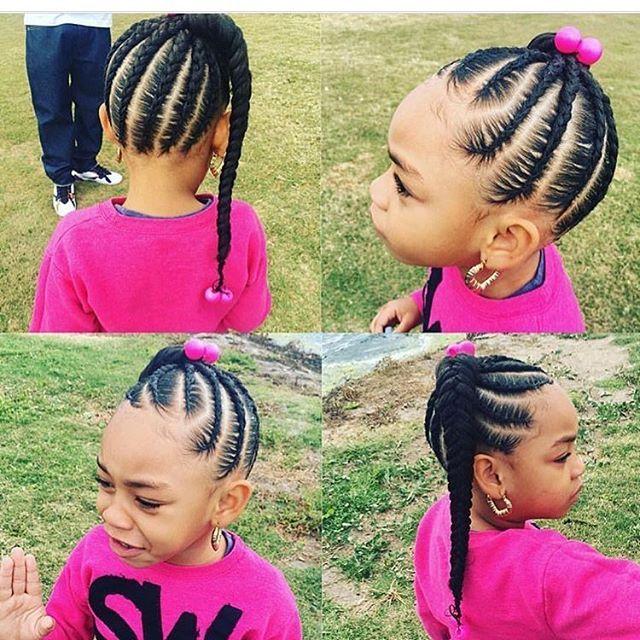 1000 ideas about Black Kids Hairstyles on Pinterest  Kid