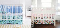 1000+ images about Boy/Girl Coordinated Nursery Bedding on ...