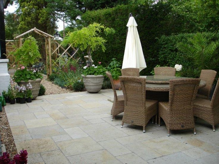 The 160 Best Images About Garden Paving Patio & Seating Areas