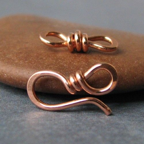 EASY…make your own wire clasps