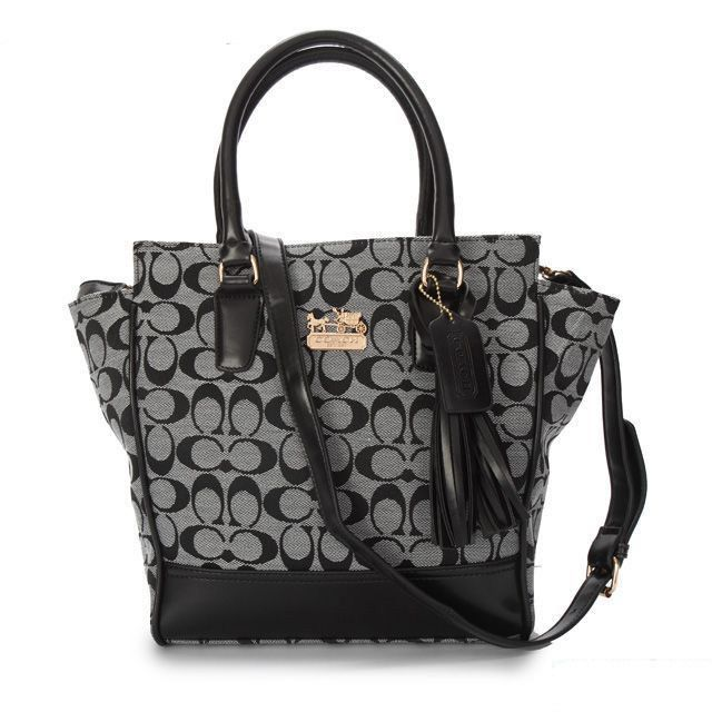 #Coach #Purses Cheap And Best Coach Legacy Tanner In Signature Small Grey Crossbody Bags AAA Now Grabbed The Whole World Market