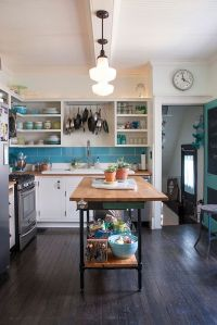 17 Best ideas about Eclectic Kitchen on Pinterest