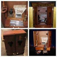 A dybbuk box, or dibbuk box, is a wine cabinet which is ...