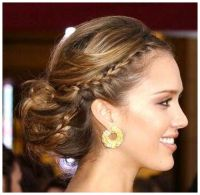 Cute Hairstyle For Wedding Guest