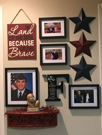 Best 25+ Army decor ideas on Pinterest | Military shadow ...