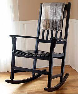 Overstock  Indoor rocking chair makes a wonderful