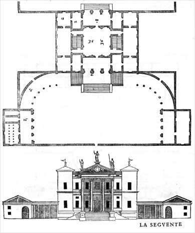 17+ best images about Palladio: Master Builder and
