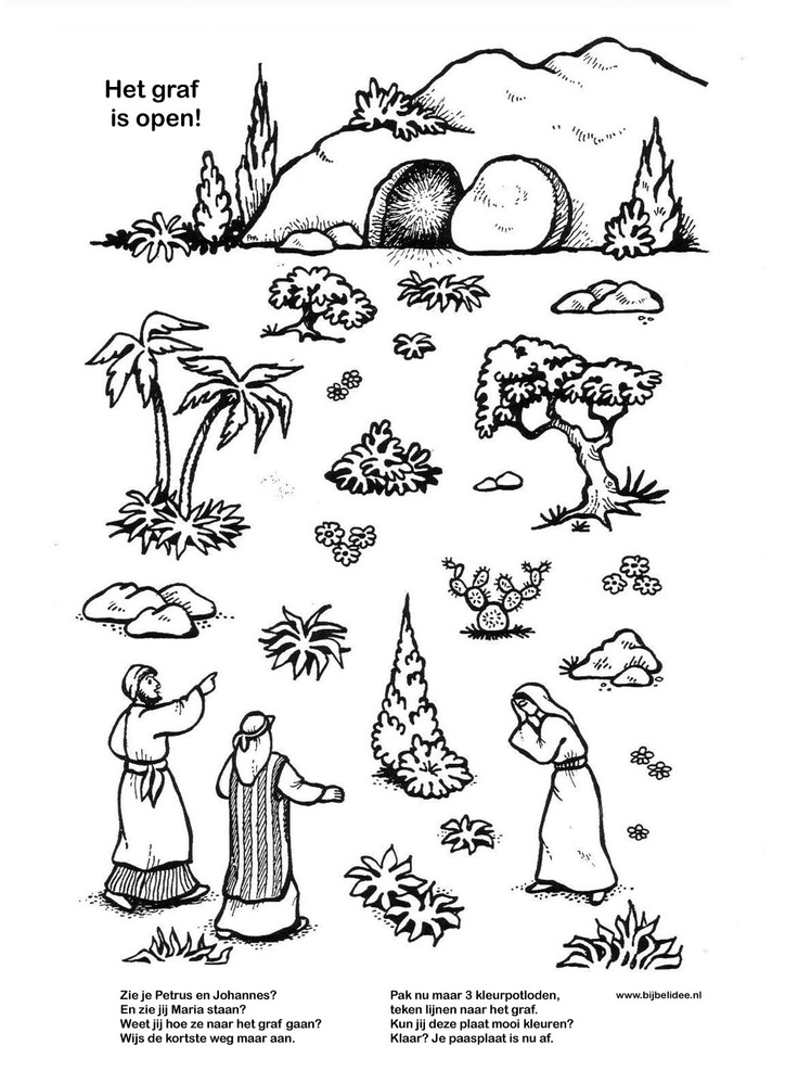 Road To Emmaus Coloring Sheet Coloring Pages