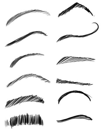 17 Best images about Draw Beards / Moustaches / Facial