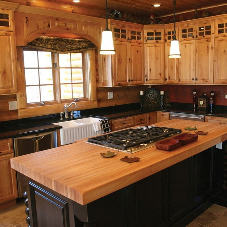 25+ best ideas about Pine kitchen cabinets on Pinterest