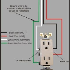 220v Single Phase Plug Wiring Diagram Kyowa Rice Cooker In Most Installations Of Electrical Outlets, The Is Fed By A Circuit That Has Wire ...