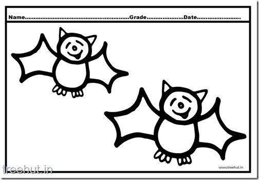 1000+ ideas about Bat Coloring Pages on Pinterest