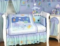 Oceana Ocean Sea Life Crib Set.... For a girl?? Whatcha ...