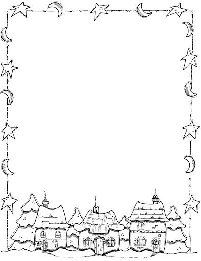 Över 1 000 bilder om Christmas coloring and New Years