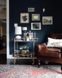 25+ Best Ideas about Navy Living Rooms on Pinterest | Navy ...