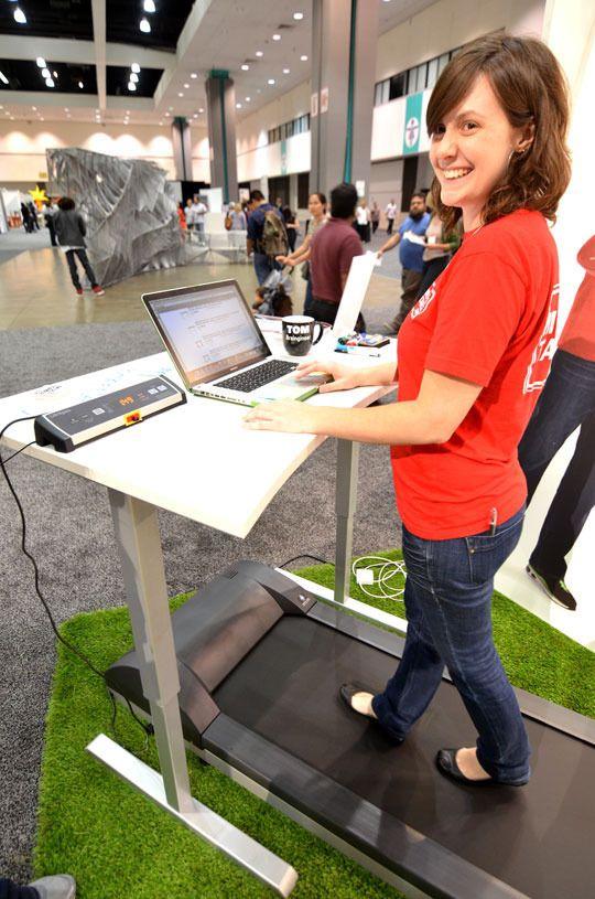 MultiTable ModTable Standing Desk  Treadmill System