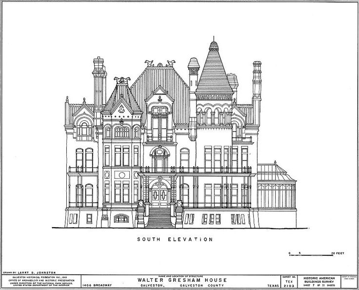 1000+ images about bishop palace floor plan on Pinterest