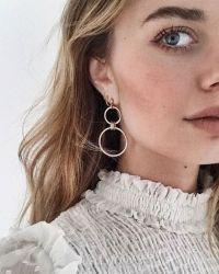 78 Best ideas about Double Pierced Earrings on Pinterest ...