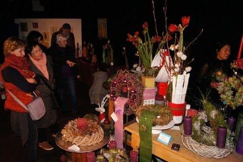 TuyetLe PeterHuynh Floristik  Straubinger Kunsthandwerkermarkt  Pinterest