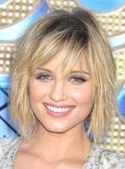 razor cut hairstyles fine hair