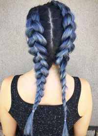 1000+ ideas about Blue Hair Colors on Pinterest | Blue ...