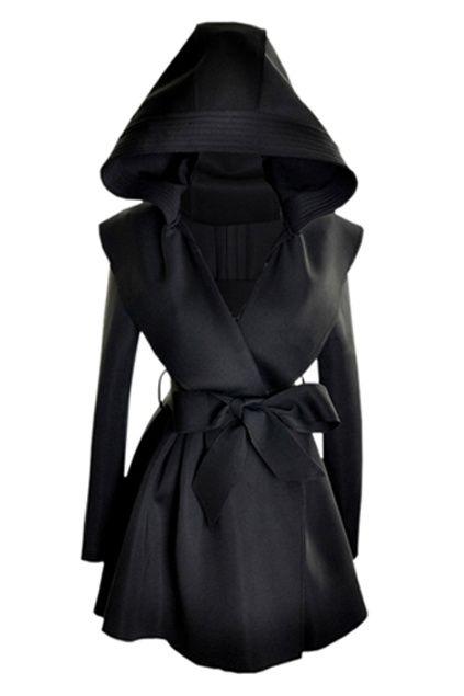 Over-sized hood jacket-don't love hoodies but this one is cute!