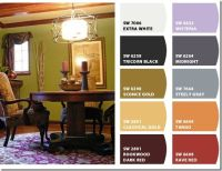 Best Wall Colors For Stained Trim: Part Two | Restyling ...