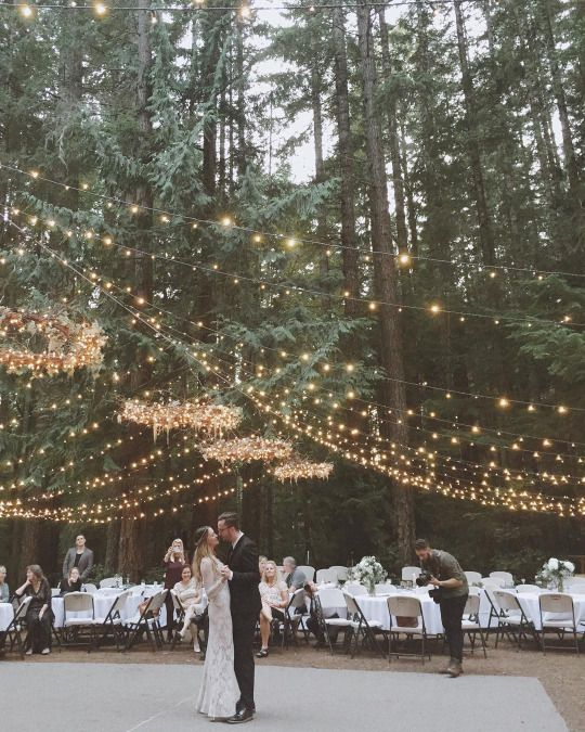 marriage in the woods…this would be cool as long as theres no chiggers