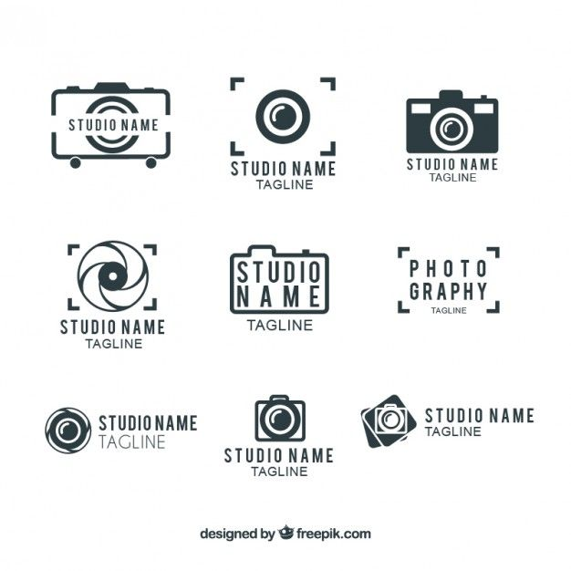 25+ Best Ideas about Photography Logos on Pinterest