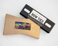 Humphrey Bow Ties package design by Krisna MacDonald ...