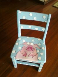 Best 25+ Old wooden chairs ideas on Pinterest | Painting ...