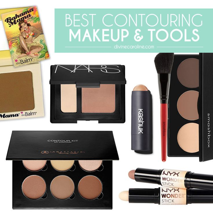 Highlighting and contouring is nothing new, but picking the right products can be intimidating. There are so many colors to choose