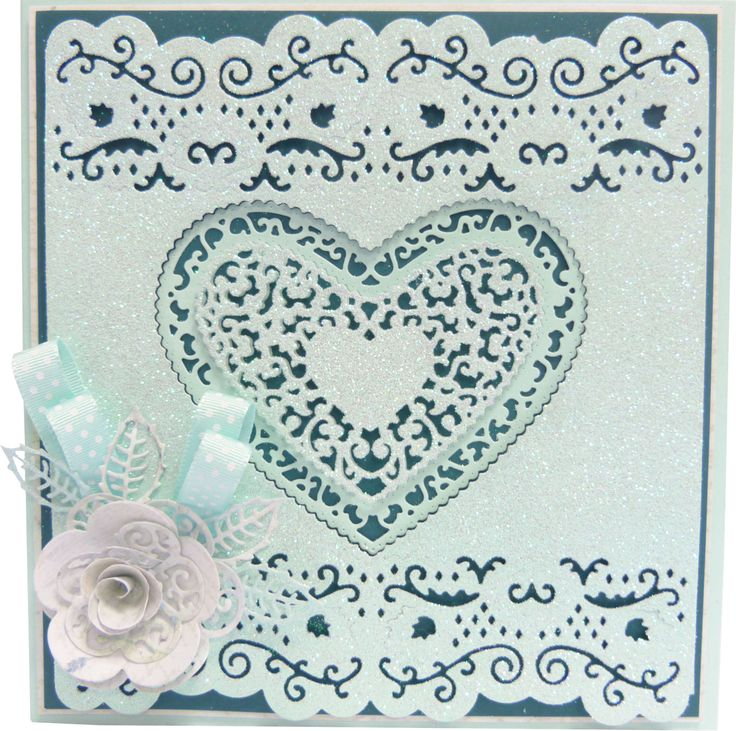 90 Best Images About Cards Tattered Lace Dies On