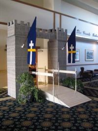17 Best images about VBS Mighty Fortress on Pinterest