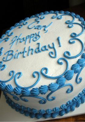Simple Birthday Cake Designs For Men Birthday Cake Designs
