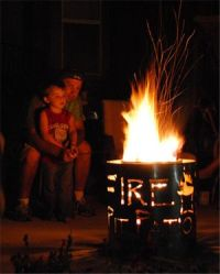 1000+ ideas about Wood Burning Fire Pit on Pinterest ...
