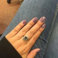 The 25+ best Plum nails ideas on Pinterest | Winter nails ...