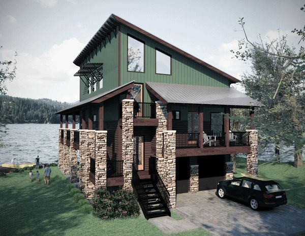 25 Best Ideas About Small Lake Houses On Pinterest Small Home