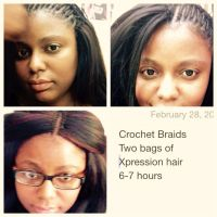 1000+ ideas about Crochet Braids Straight Hair on ...