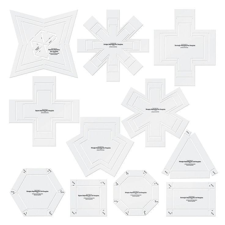 Best 25+ Exploding box template ideas on Pinterest