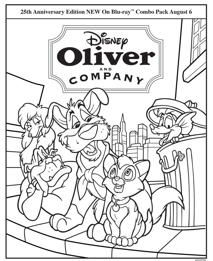 25+ best ideas about Oliver And Company on Pinterest