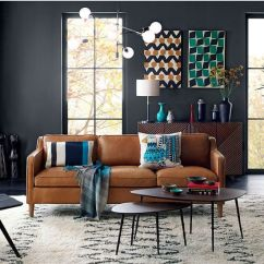 Cushion Ideas For Light Brown Sofa King Furniture Surrey Best 20+ Grey Leather On Pinterest   ...