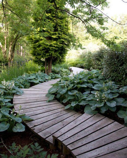 25 Best Ideas About Wood Walkway On Pinterest Pallet Walkway